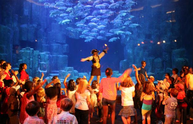 L 39 aquarium de paris salle de r ception culturelle paris for Aquarium de paris jardin du trocadero