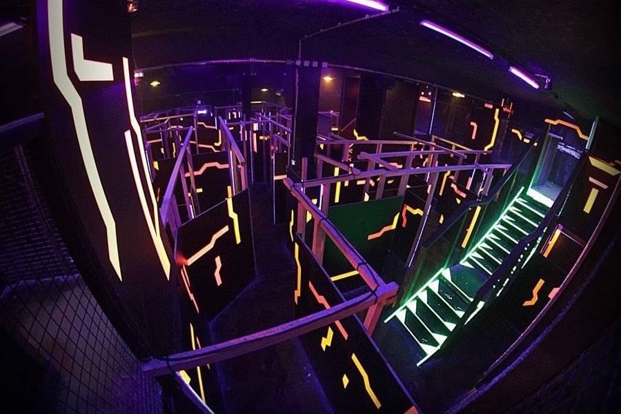 Laser Game Charenton (Privatisation)