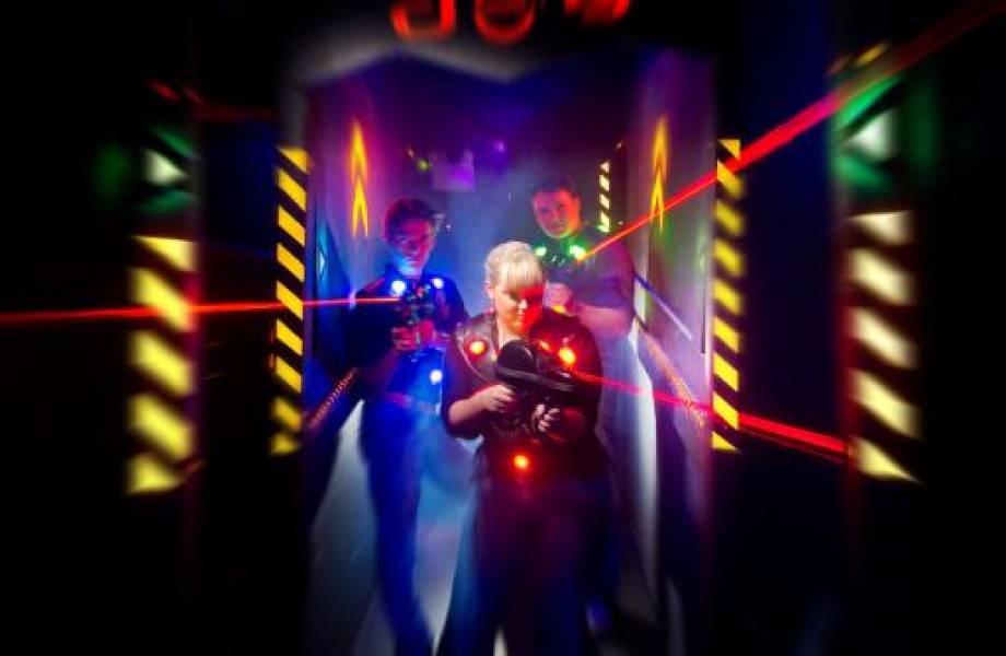 Laser Game Lognes (Privatisation)