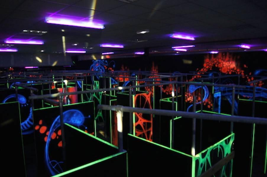 Laser Game Vert Saint Denis (Non Privatif)