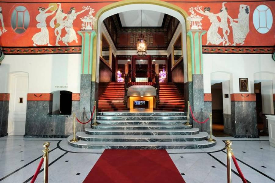Salle Wagram