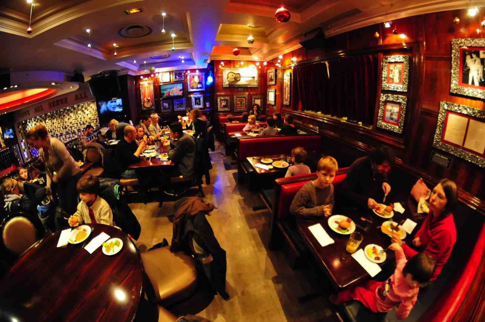 Hard Rock Café Paris (Non Privatif)