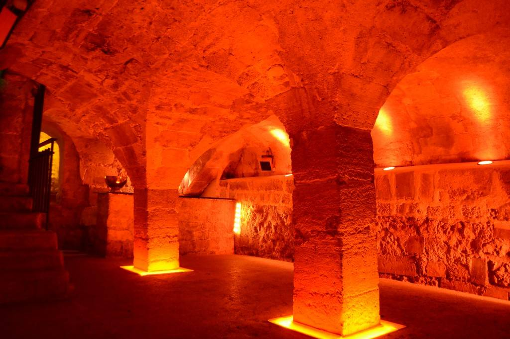 La Cave des Bernardins
