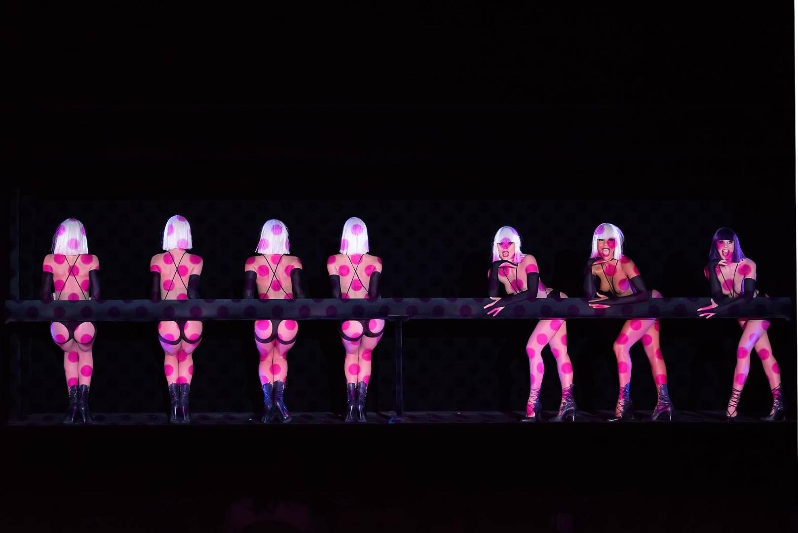 Le Crazy Horse (Spectacle Seul)