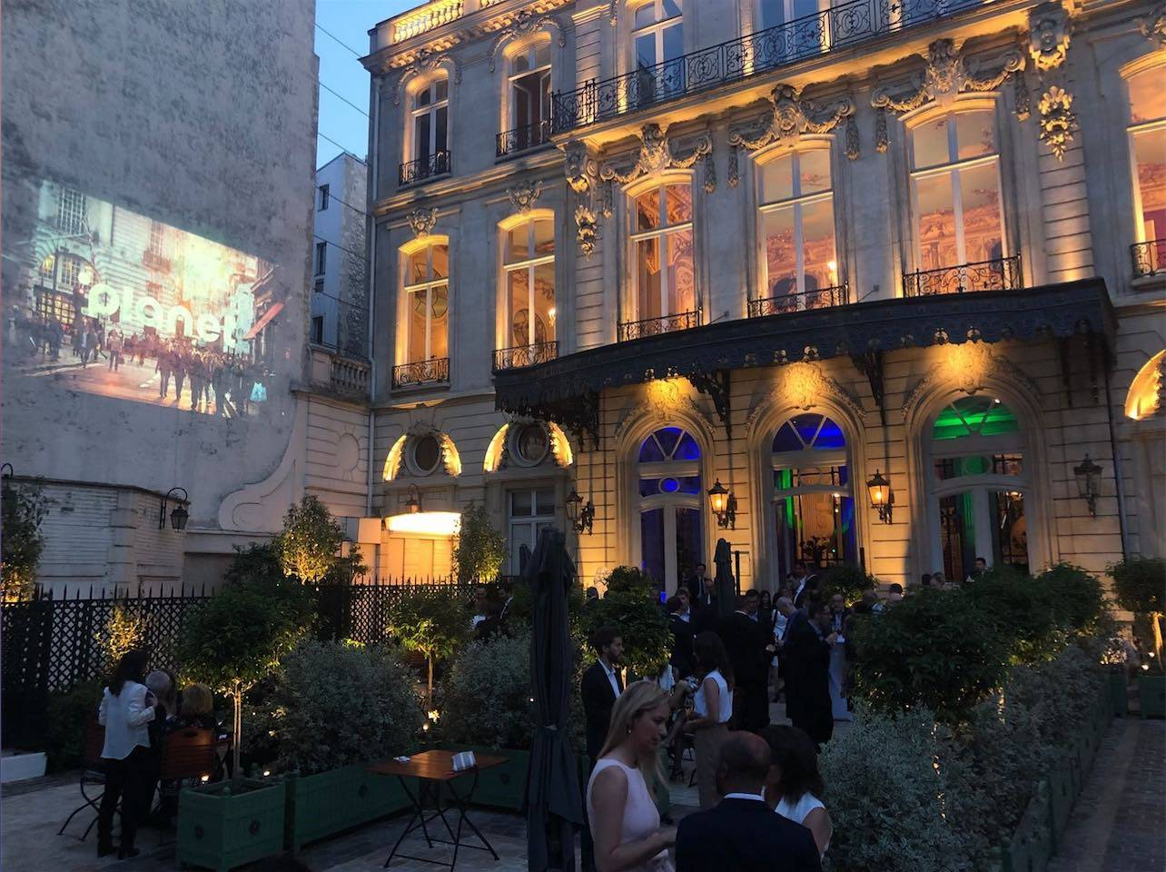 Hôtel Le Marois