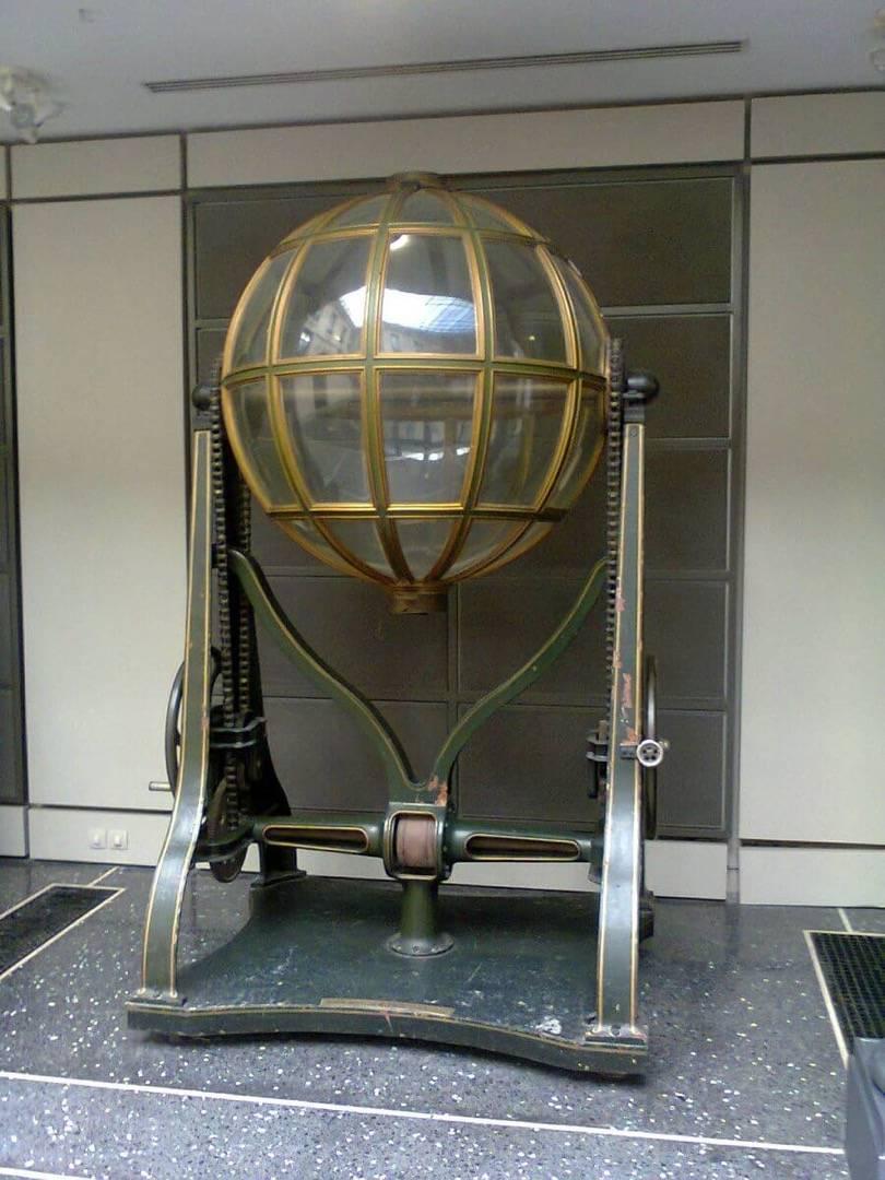 Salle des Tirages