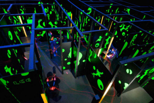 Le Laser Game Charenton Organiser Son Team Building Be Noé