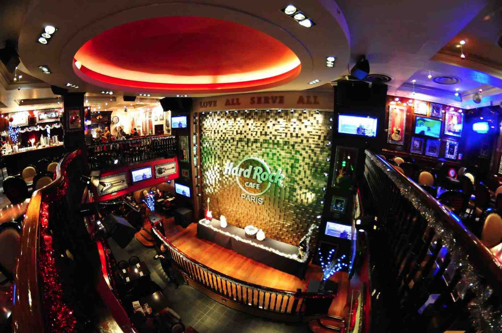 Hard Rock Caf Ef Bf Bd Chatelet