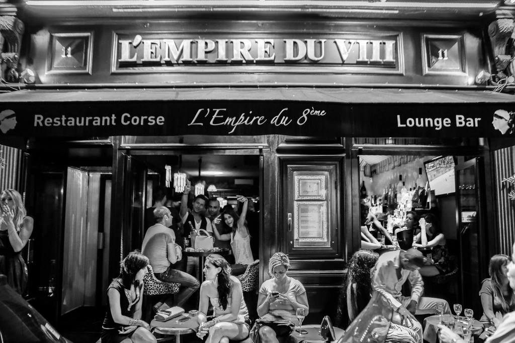 Restaurant Paris Diner Professionnel  Ef Bf Bdme Arrondissement